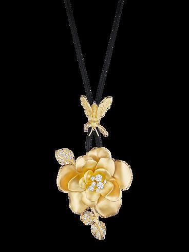 Susan Gordon Jewelry Flow necklace on le