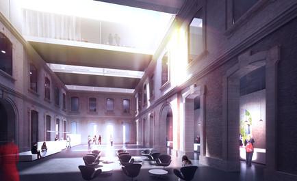 Quartier des Sciences
