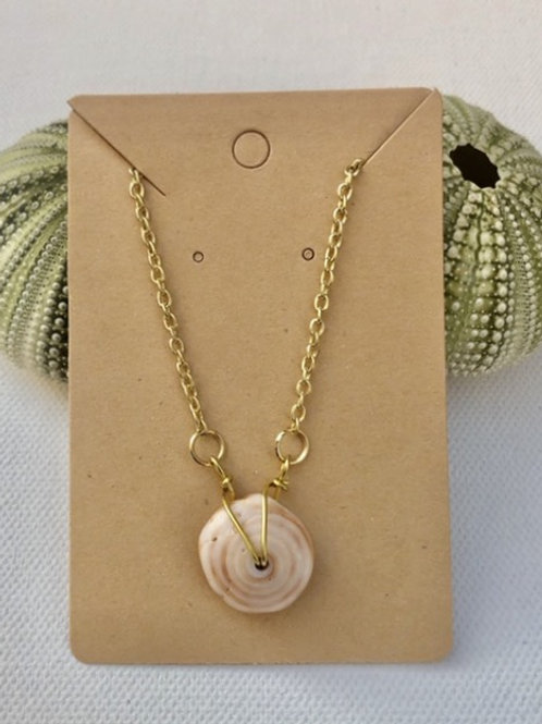 Hawaiian Puka Shell Necklace