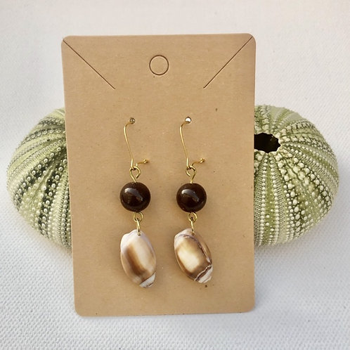California Shell Earrings