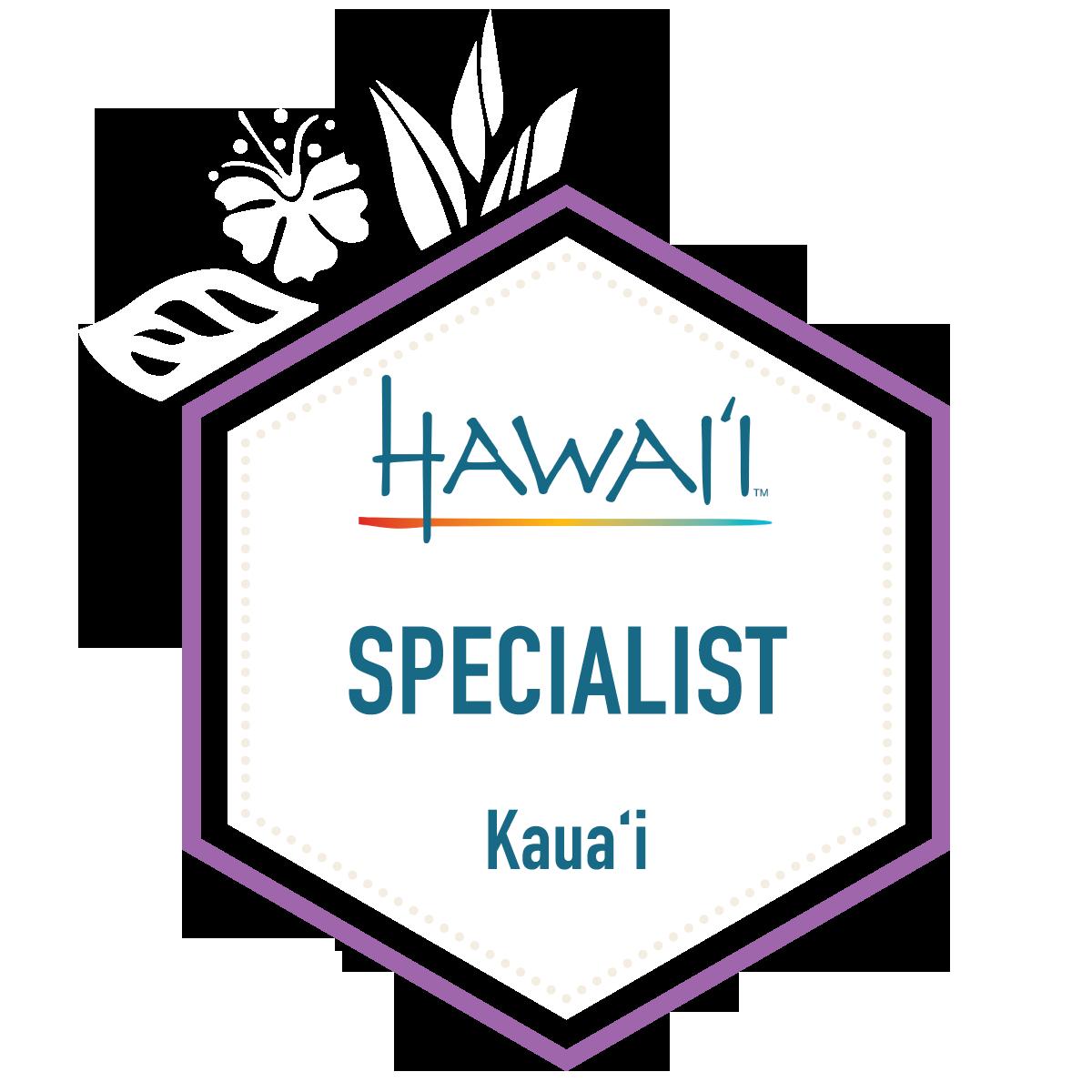 Kauai Specialist