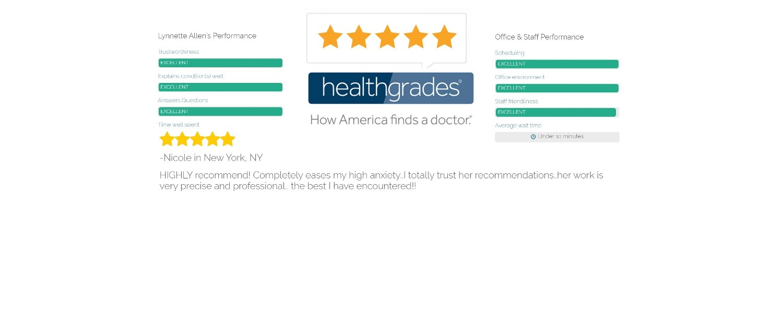 HealthGrades-Lynnette Allen NP-C