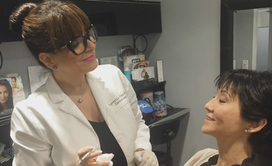 Lynnette Allen, NP-C Expert Injector forfillers like  Juvederm, Radiesse and Restylene family of products