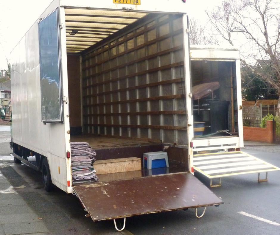 Quality removal company in Neston
