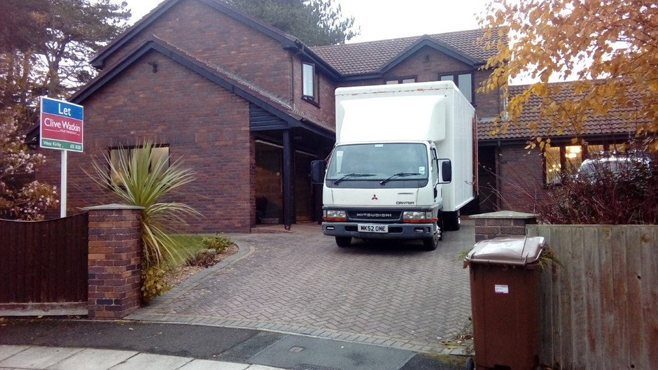 Moving House in Wirral