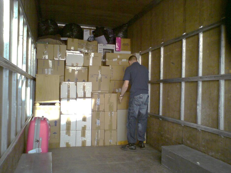 Removal company in Flint, Flintshire