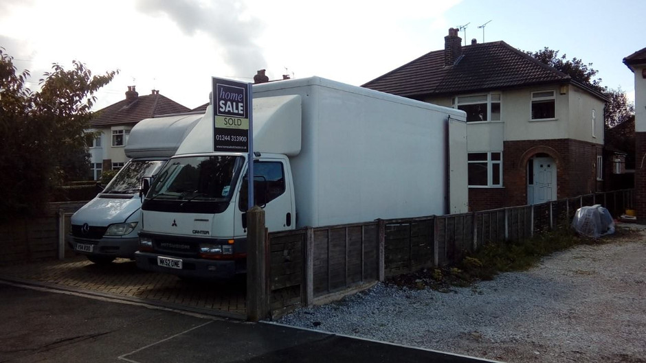 3 bed house removals from just £250 Free quote 07919177886