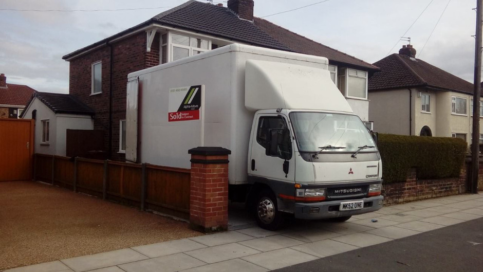 Moving home in Neston Wirral