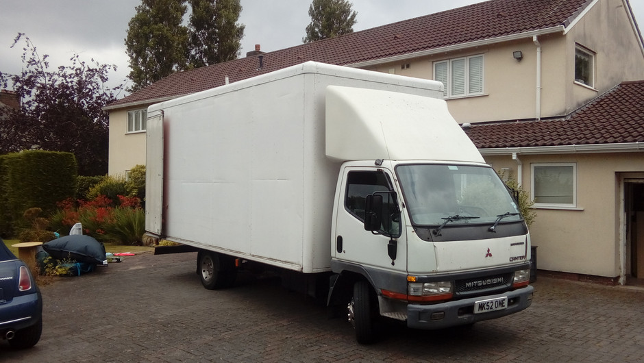 Man and Large Van From £100 Call 07919 177 886