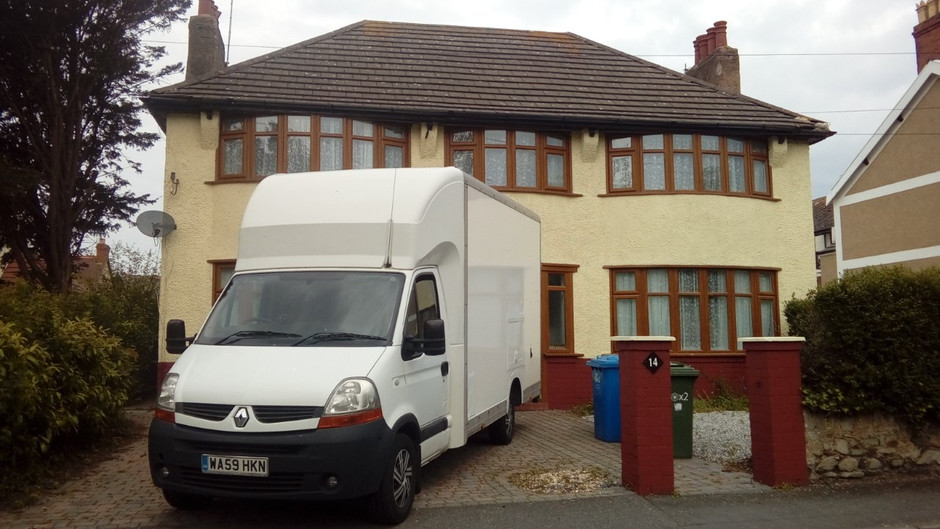Home removals in Buckley
