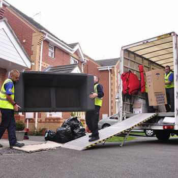 Moving house in Cheshire