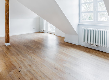 Should I Refinish The Hardwood In My Flip House?