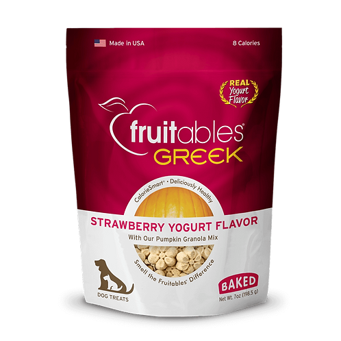 Fruitables Greek - Strawberry Yogurt Flavor