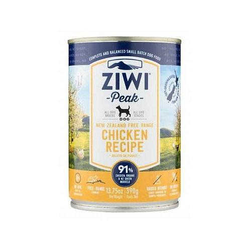 ZIWIPeak Moist Dog Food - Chicken 390g