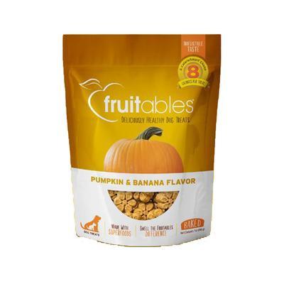 Fruitables - Pumpkin & Banana Flavor