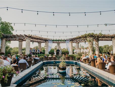 Jason & Sara - Assiniboine Pavilion Wedding