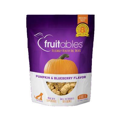 Fruitables - Skinny minis - Pumpkin & Blueberry Flavor