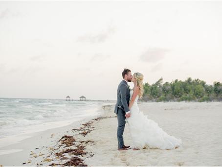 Jeff & Bianca - Playa Del Carmen Wedding