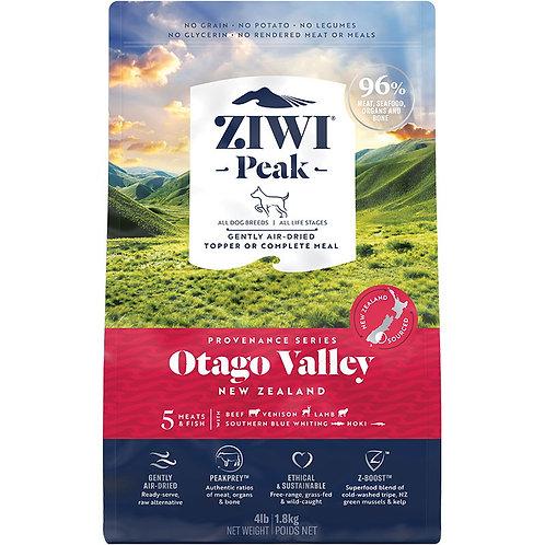 ZIWI Peak -Gently Air-Dried Grain Free- Otago Valley  Recipe
