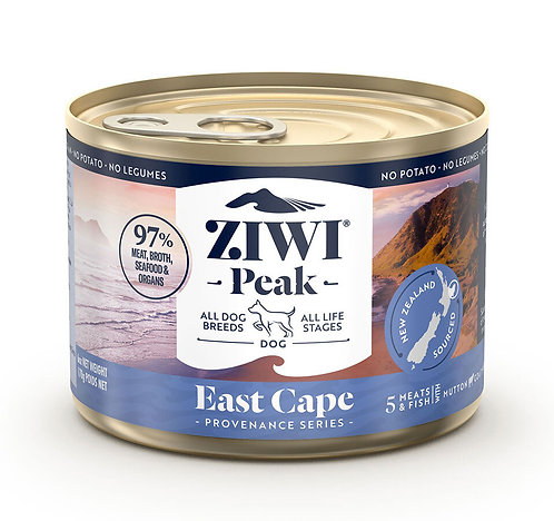 ZIWIPeak -Dog Can Grain Free- East Cape 170g