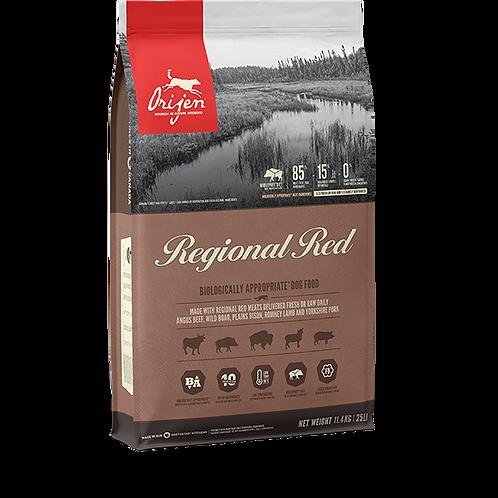 ORIJEN - REGIONAL RED - Grain Free