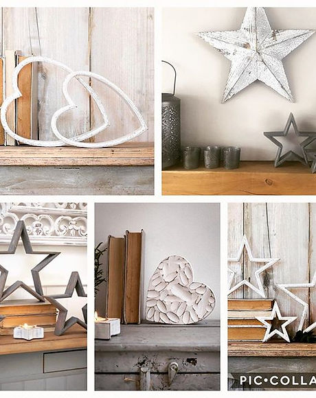 Beautiful ideas for any mantelpiece, sid