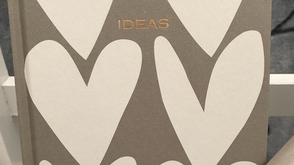 Caroline Gardner Grey Hearts Ideas Books