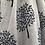 Thumbnail: Light Grey 'Mulberry' Tree Design Scarf