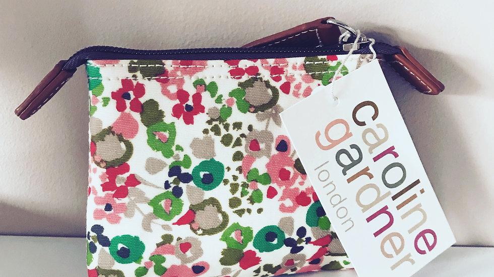 Caroline Gardner Ditsy Oilcloth Purse
