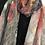 Thumbnail: Pinks Watercolour Scarf