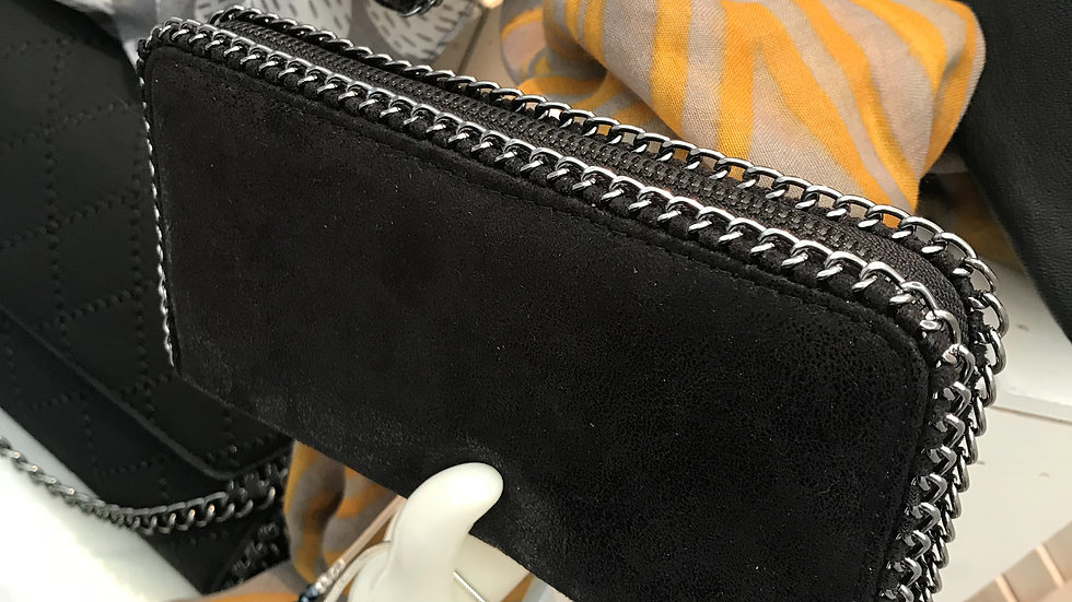 Chain Detail Purse