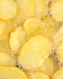 라아부엘라니에베스, La Abuela Nieves, 친환경, 비건, 건강식, 크래프트 포테이토칩, 스페인, 핸드메이드 포테이토칩
