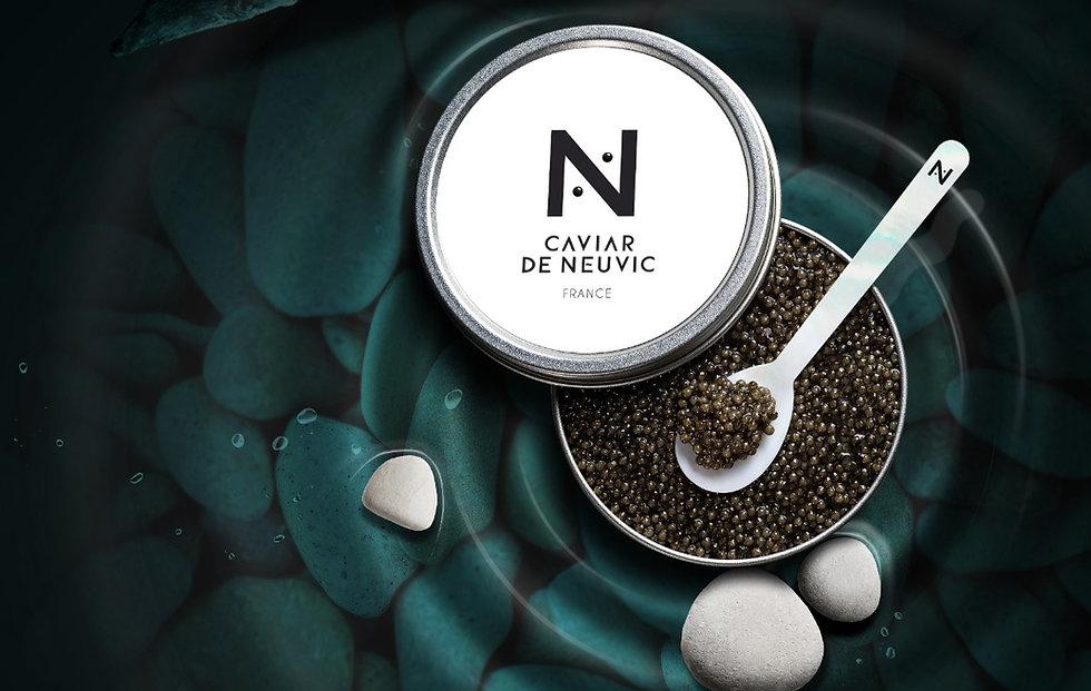 Caviar de Neuvic, 캐비아 드 누빅, 코리아럭셔리레지스트리
