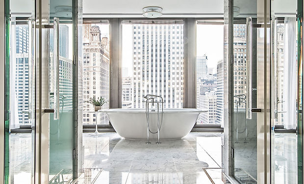 no1 hotel in the US,Langham Chicago Hotel,korealuxuryregistry