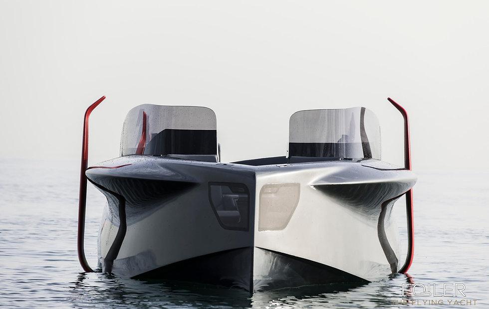 Foiler, Flying Yacht, 플라잉 요트, 코리아 럭셔리 레지스트리