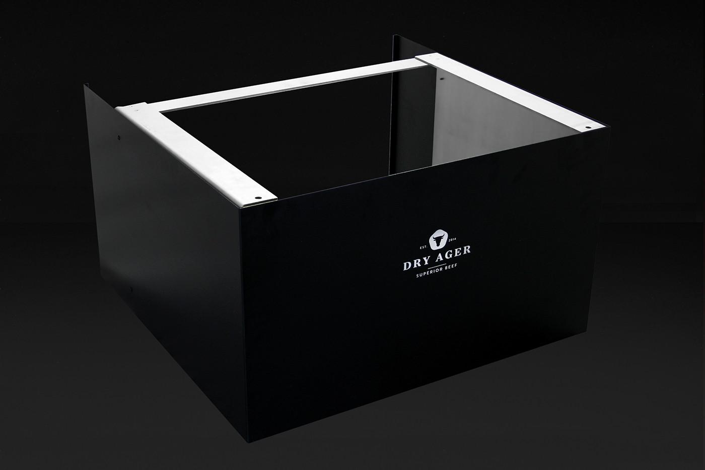 DX 1000 - DISPLAY PODIUM SATIN BLACK
