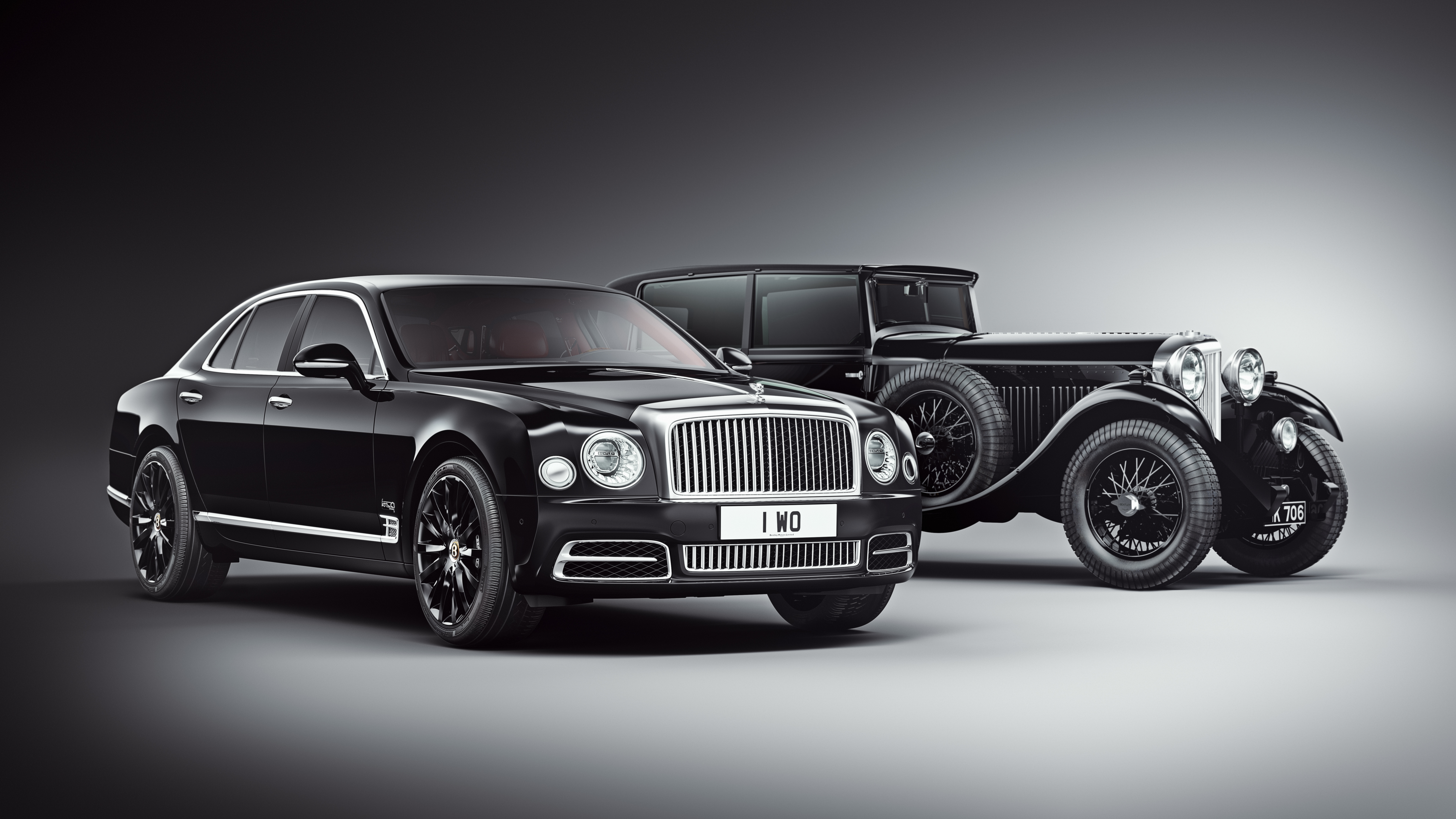 1 - Mulsanne WO Edition and 8-Litre