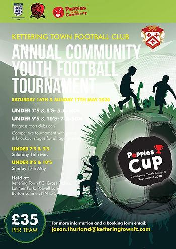 20826 2020 Tournament [A4 Poster] NO CRO