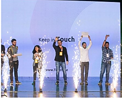Touch Digital Summit Named Winning Startups