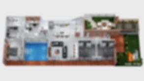 kn building 3d floor plan marketing floo