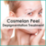 cosmelan peel depigmentation treatment sunshine coast qld
