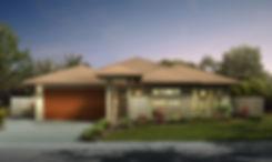 3D external Artist Impression Sunshine Coast for a building company - Manunda QLD
