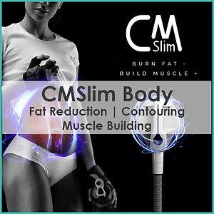 cmslim fat reduction, muscle building, b