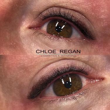 Eyeliner Cosmetic Tattoo