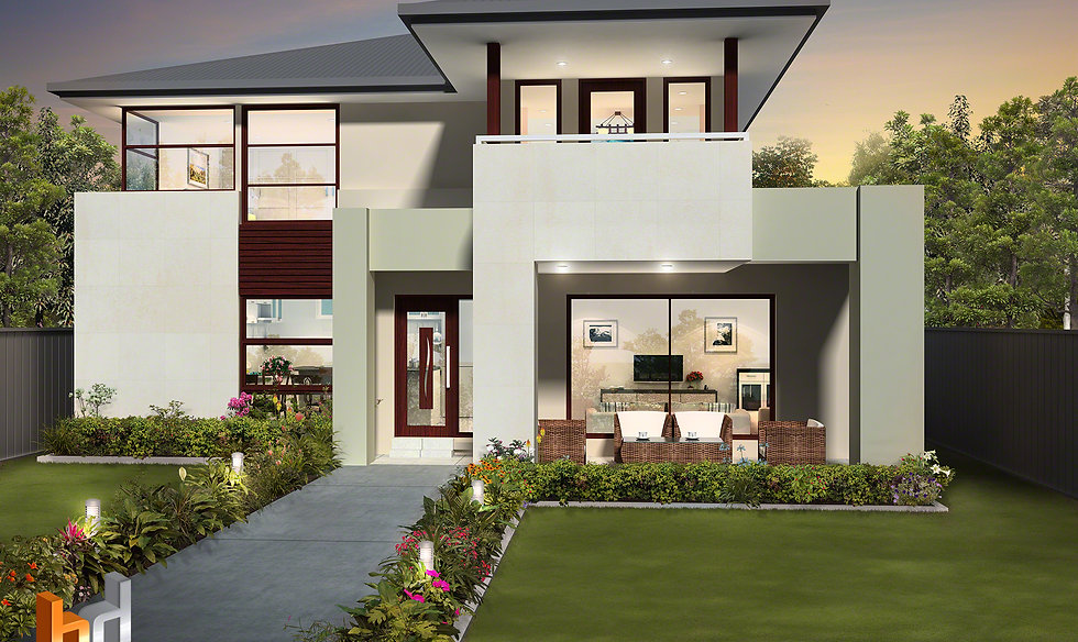 3D external Rendering Vic for a building company - Pakenham 3D Rendering Melbourne Victoria
