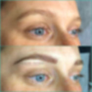 Microblading feather touch brows cosmetic eyebrow tattooing sunshine coast qld, coolum bech, chloe regan cosmetic and tattooing
