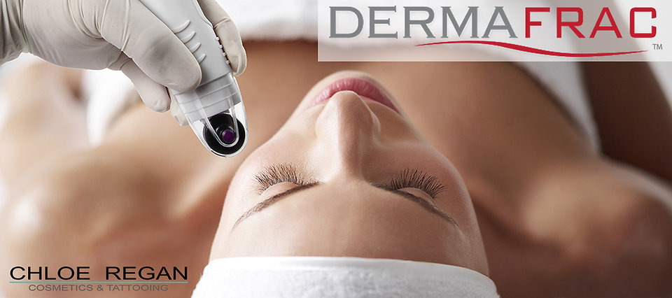 dermafrac banner instantly glowing and rejuvenated skin coolum beach sunshine coast qld