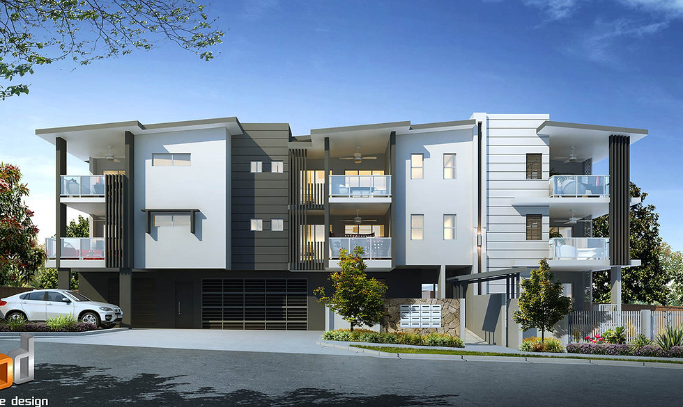 Development 3D renering brisbane in Alderly Brisbane QLD