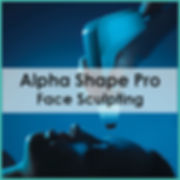 alpha shape pro face sculpting sunshine coast qld