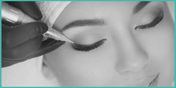 Eyeliner Tattoo treatments cosmetic tattooing sunshine coast qld